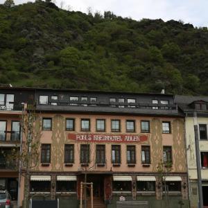 Hotel Pictures: Pohl's Rheinhotel Adler, Sankt Goarshausen