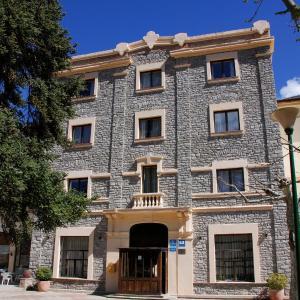 Hotel Pictures: Hotel Balneari de Vallfogona de Riucorb, Vallfogona de Riucorb