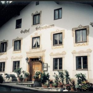 Fotos do Hotel: Gasthaus Hahnenkamm, Wängle
