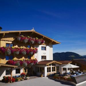 Hotel Pictures: Gasthof Almhof, Oberau