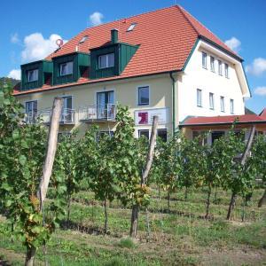 Hotelbilder: Hotel Garni Weinquadrat, Weissenkirchen in der Wachau