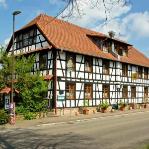 Hotelbilleder: Landgasthof Napoleon, Rheinau