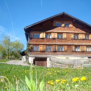 Hotellikuvia: Ferienwohnungen Oberhauser, Schwarzenberg im Bregenzerwald