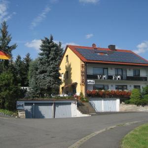 Hotelbilleder: Gästehaus Hannelore, Geiselwind