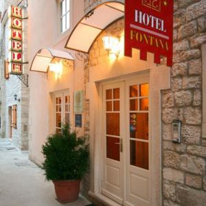 Hotellikuvia: Hotel Villa Fontana, Trogir