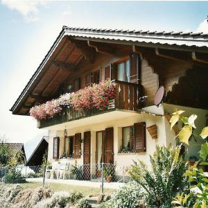 Hotel Pictures: Apartments Chalet Burg, Iseltwald