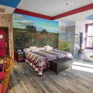 Hotel Pictures: Hotel el Lagar de Isilla, La Vid y Barrios