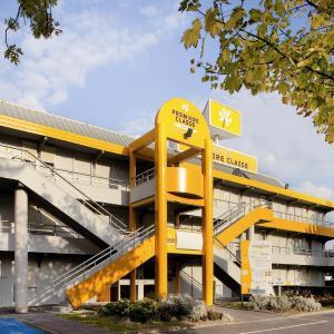 Hotel Pictures: Premiere Classe Lyon Est Aeroport Saint Exupery, Saint-Laurent-de-Mure