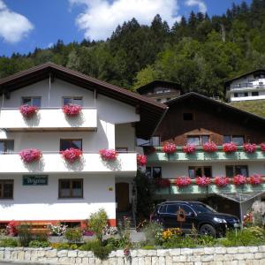 ホテル写真: Hotel Garni Brigitte, Bürserberg