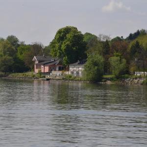 Hotellikuvia: Fischwirtshaus Landmotel Die Donaurast, Persenbeug