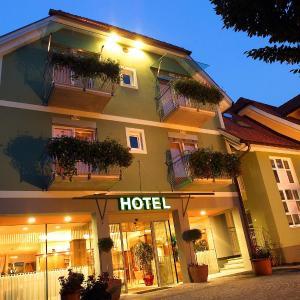 酒店图片: Hotel am Marktplatz - Landgasthof Wratschko, 甘利特茨