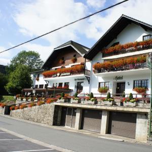 Hotellikuvia: Hotel Rittersprung, Ouren
