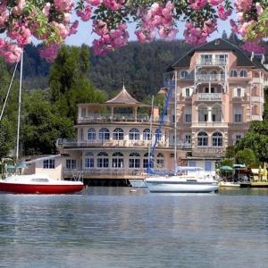 Fotografie hotelů: Seehotel Astoria, Pörtschach am Wörthersee