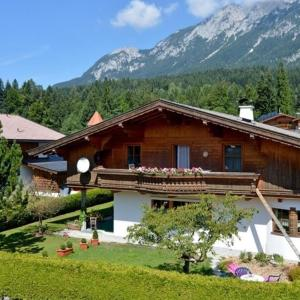 Hotellikuvia: Ferienwohnung Steiner in Scheffau, Scheffau am Wilden Kaiser