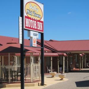 Hotelfoto's: Dalby Mid Town Motor Inn, Dalby