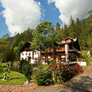 ホテル写真: Landgut Luxnachmühle, Häselgehr