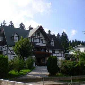 Hotelbilleder: Helenenhof, Kurort Altenberg