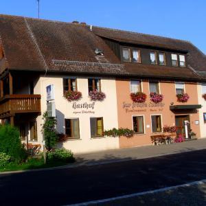 Hotelbilleder: Gasthof Zur frohen Einkehr, Reichardsroth