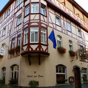 Hotel Pictures: Hotel zur Post, Bacharach