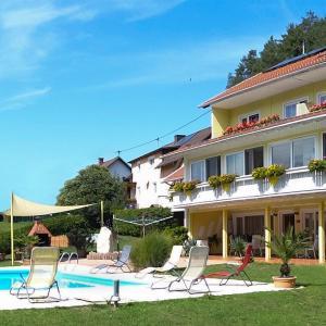 酒店图片: Ferienwohnungen Brezjak, Sankt Primus am Turnersee