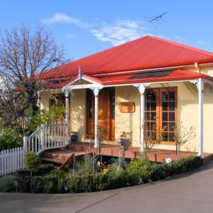 Φωτογραφίες: Hobart Quayside Cottages, Χόμπαρτ