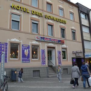 Hotel Pictures: Hotel Drei Schweizer, Neuwied