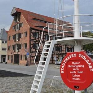 Hotelbilleder: Der Speicher, Wolgast
