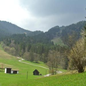 Hotelbilleder: Ferienhaus Baumberger, Oberammergau