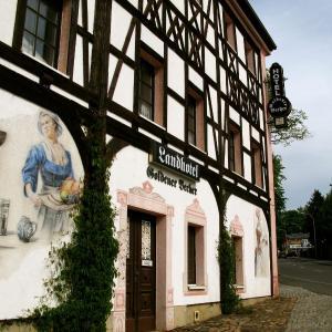Hotelbilleder: Landhotel Goldener Becher, Limbach - Oberfrohna