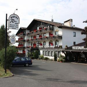 Hotelbilleder: Hotel Rhönhof, Oberleichtersbach