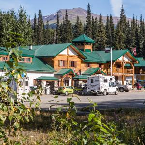 Hotel Pictures: Bell 2 Lodge, Bell II