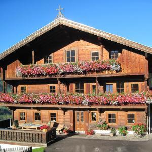 Fotografie hotelů: Alstenhof, Alpbach