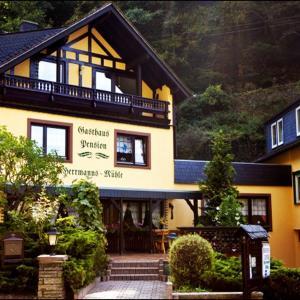 Hotelbilleder: Herrmannsmühle, Sankt Goarshausen