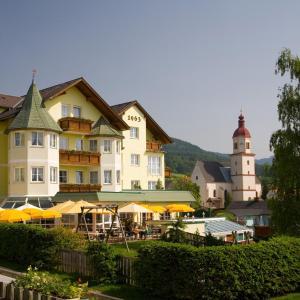 酒店图片: Familienhotel Herbst, 弗拉德尼茨·德尔·特克