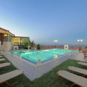Hotel Pictures: Vergis Epavlis, Agios Myronas