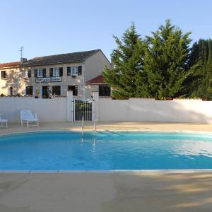 Hotel Pictures: Logis de La Garenne, Mortagne-sur-Gironde