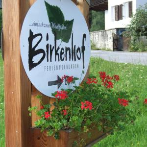Fotografie hotelů: Birkenhof, Sankt Veit in Defereggen