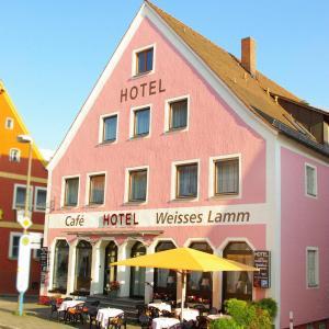 Hotelbilleder: Hotel Weisses Lamm, Allersberg