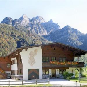 Zdjęcia hotelu: Ferienwohnungen Andreas & Monika Schreder, Waidring