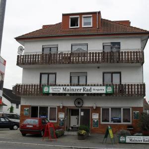 Hotel Pictures: Gasthof und Pension Mainzer Rad, Schwetzingen