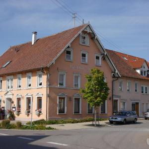 Hotelbilleder: Gasthof Adler, Inneringen-Hettingen