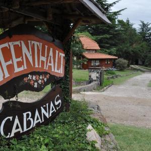 Photos de l'hôtel: Cabañas Aufenthalt, Villa General Belgrano