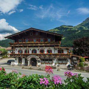 Fotografie hotelů: Kaiserhotel Neuwirt, Oberndorf in Tirol