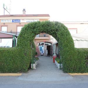 Hotel Pictures: Hostal Sali, Pelabravo