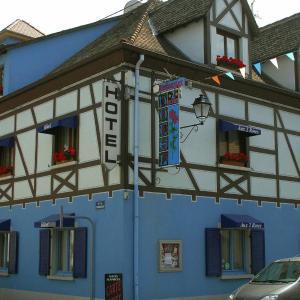 Hotel Pictures: Hôtel Restaurant Aux Deux Roses, Neuf-Brisach