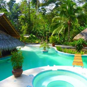 Hotel Pictures: 3 Bamboo Eco Lodge, Cahuita