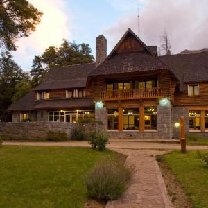 Hotelbilleder: Hosteria Futalaufquen, Lago Futalaufquen