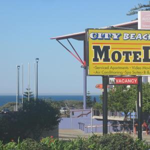 Fotografie hotelů: City Beach Motel, Wollongong