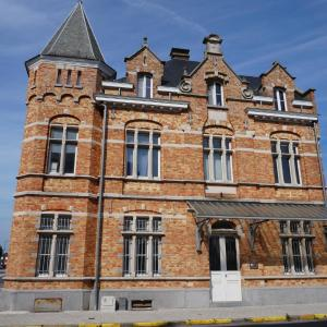 Fotografie hotelů: D'Oude Statie, Diksmuide