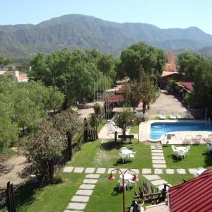 酒店图片: Hosteria Termas del Challao, El Challao